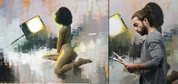 Ep 37 – Alpay Efe : Painting the process