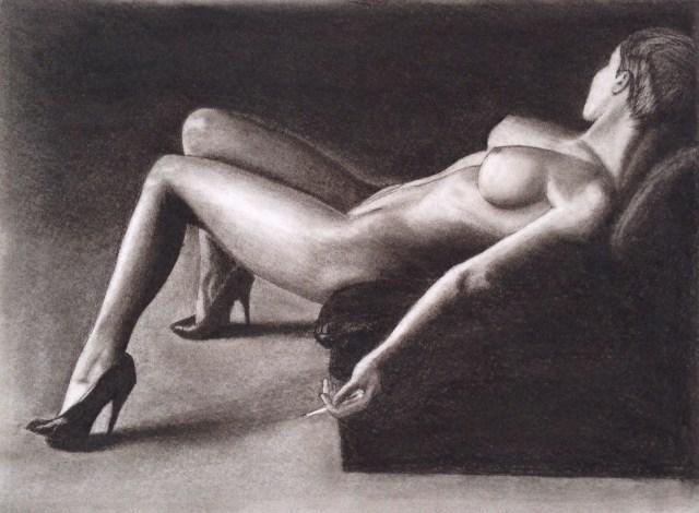 Figure study - John Dalton