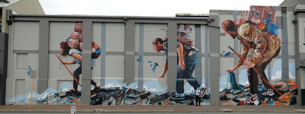 Ep 54 – Large art for everyone with Fintan Magee