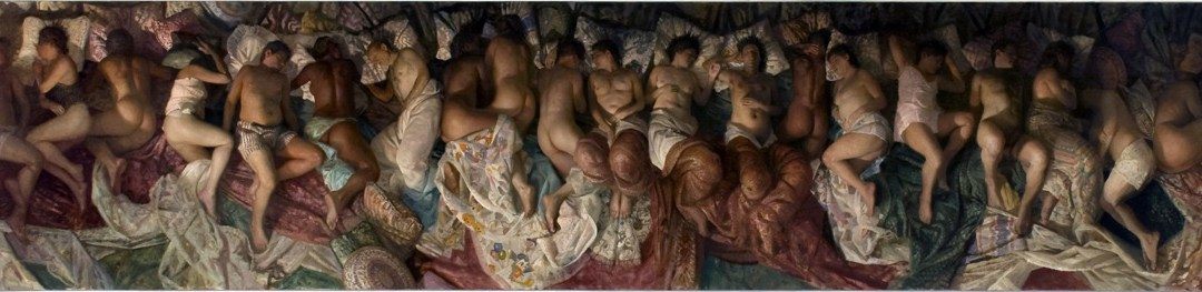 Ep 77 – Vincent Desiderio : Intellectual Equipment For Imaginative Spaces