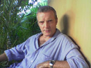 Author Chris Bray