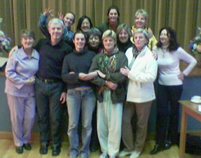 John Dalton Postgraduate Seminar for Craniosacral Therapists I delivered for The Craniosacral Therapy Association of South Africa in Capetown in 2004