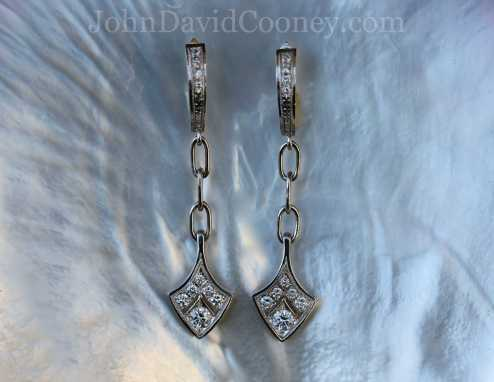 Earrings E17-3-1