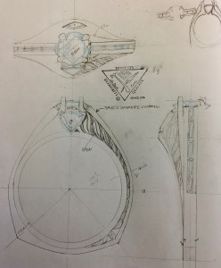 Idea for ring design