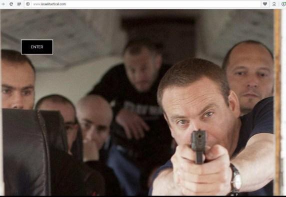 israelisch-taktisch-Gruppe-Website
