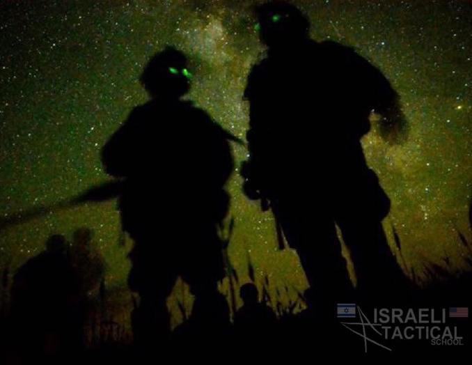 israelisch-taktisch-Nachtjäger-grün-Vision