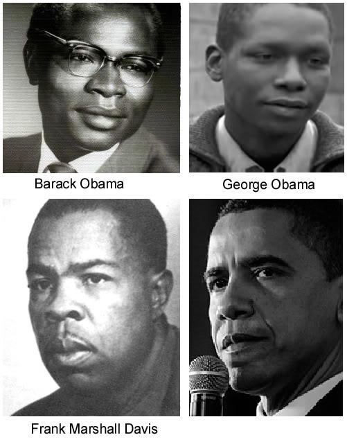 side-photos-of-frank-marshall-davis-barack-and-real-obamas