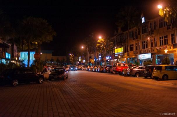 Kampar Night Walk - 01