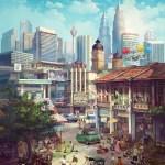Running Snail Studio - Petronas Ad