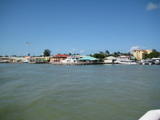 Pictures from Belize City, Belize