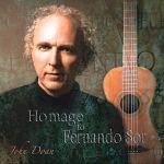 John Doan Homage To Sor CD pic - Version 2