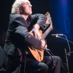 John Doan in concert with harp guitar at Primal Twang