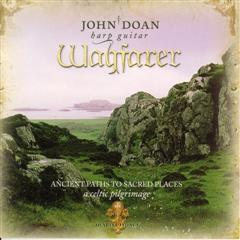 John Doan Wayferer Celtic Music Album art