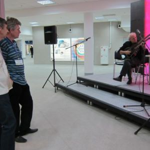 10.Moscow NAMM JD Tuning
