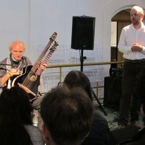2.John Doan Tour Moscow.Turgenev Hall