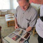 26. John Doan Jeff shows photos