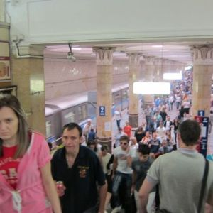4.Moscow Subway