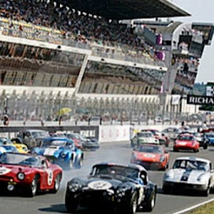 1.Le Mans Car Race