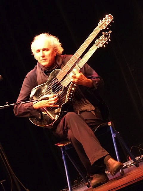15.John Doan Harp Guitar Festival 2013