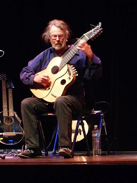 17.James Kline Harp Guitar Festival 2013