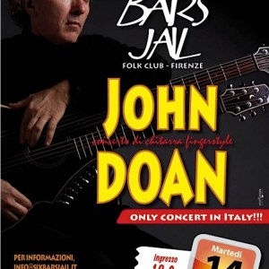 23.Six Bar Jail Poster