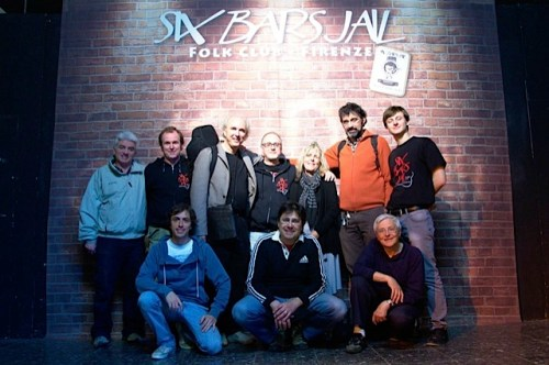 28.Six Bar Jail group