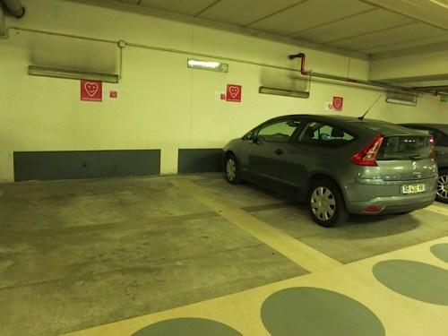 45.Women's Parking Colmar