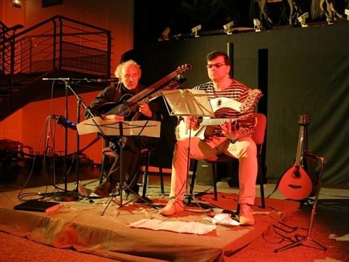 47.Yaouen and John Doan in Concert