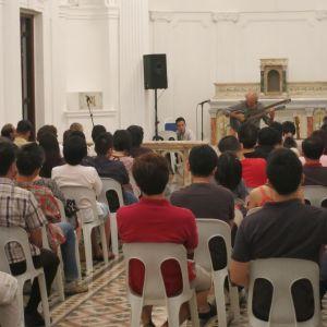 15. Penang, Malaysia Concert John Doan