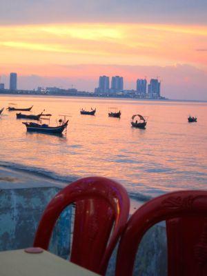 29. Penang, Malaysia Sunset John Doan