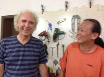 35. John Doan Mr. Xi Laughing
