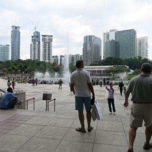 4. Downtown  Kuala  Lumpur