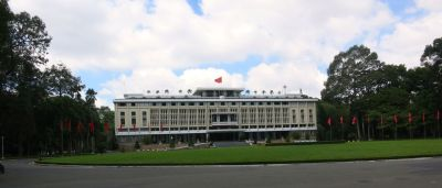 21. Presidential Palace