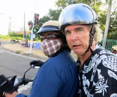 44. John Doan Tinh Motorcycle