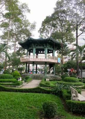 95. Park Pagoda in Sun