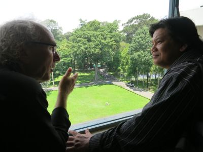 John Doan Talks with Tinh Mahoney about the War