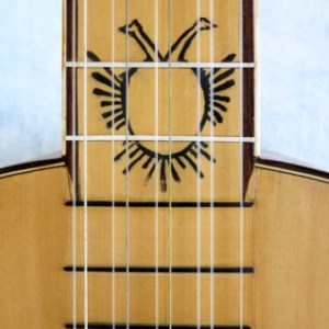 Baroque Guitar Michelutti 4