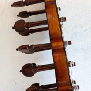 Baroque Guitar Michelutti 9