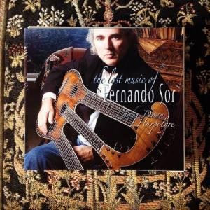 Cover of John Doan Album - Sor on Harpolyre, The Lost Music of Fernando Sor.