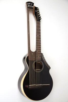 Brunner Travel Harp Guitar