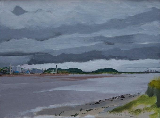 Leaden Cloud, Weston Point