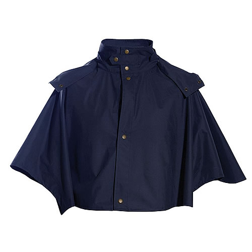 Rain Shoulder Cape  John Ormiston Clothing