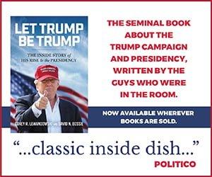 Let Trump Be Trump (Book)
