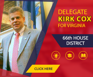 Delegate Kirk Cox