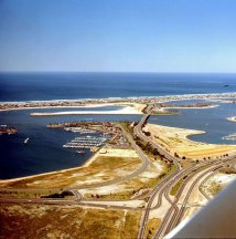 Aerials Of Mission Bay Circa 1967