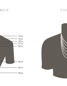 Using  flexible tailor   tape measure the necklace from clasp to determine length below you will find an illustrated chart of how also size rh johnhardy