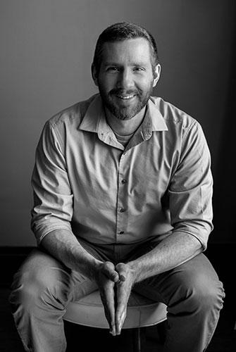 John Harrison Portrait Cincinnati Counselor Portrait