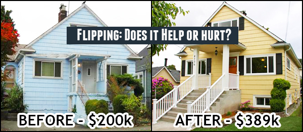 Flipping A House Good Or Bad For The Housing Market? – Real
