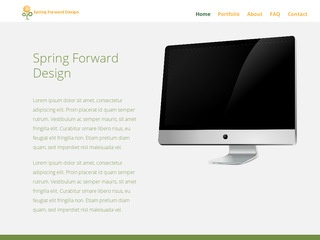 Spring Forward Design
