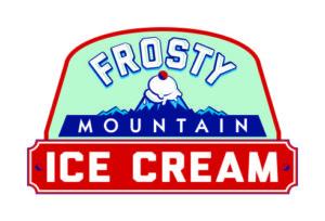 service ice cream business logo